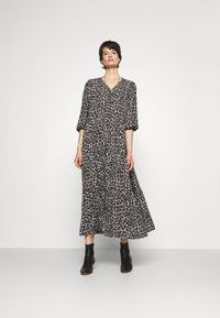 Rebecca Minkoff - CHELSEA DRESS - Maxi dress - ecru/multicolor - 0