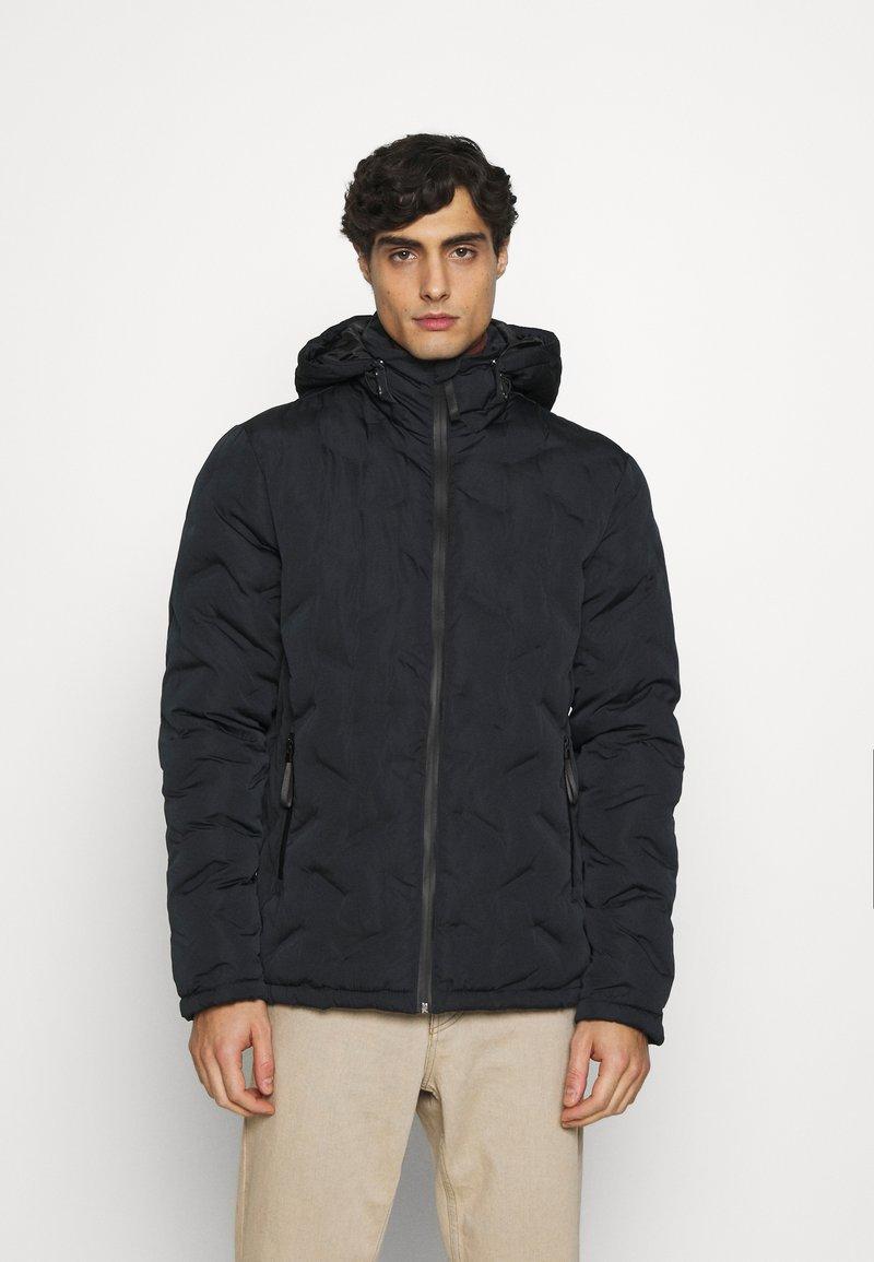Solid - MARLO - Winter jacket - sulphur spring