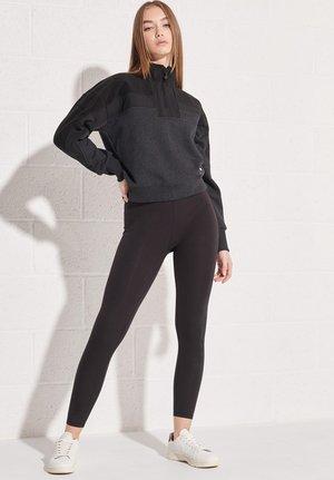 DOLMAN 1/4  - Sweatshirt - black