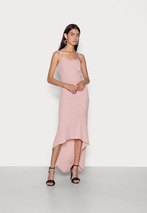 MEENA MIDI DRESS - Cocktail dress / Party dress - blush pink