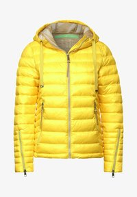 Street One - Winter jacket - gelb