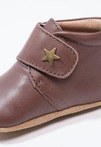 Bisgaard - BABY STAR UNISEX - First shoes - brown - 5