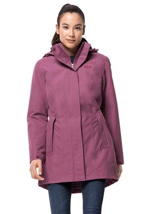 MADISON AVENUE - Winter coat - violet quartz