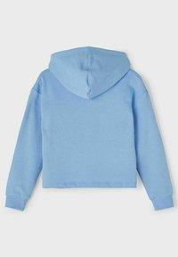 Name it - BOXY FIT - Felpa con cappuccio - vista blue - 1