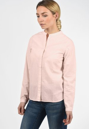 ALEXA - Button-down blouse - light pink