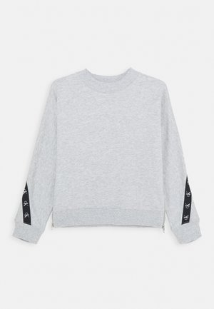 MONOGRAM TAPE  - Sweater - grey