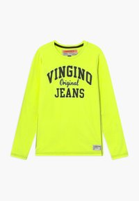 Vingino - HEFFITY - Long sleeved top - neon yellow - 0