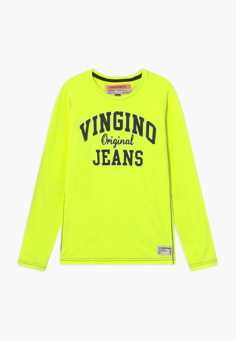 Vingino - HEFFITY - Long sleeved top - neon yellow