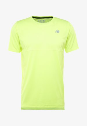 ACCELERATE - Basic T-shirt - green