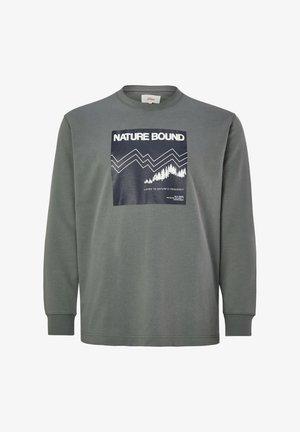 Sweater - petrol
