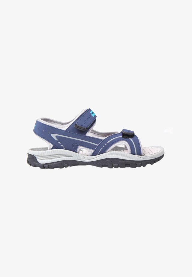 WAVE  - Walking sandals - blau