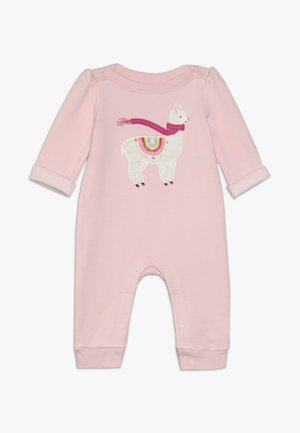 COZY BABY - Sleep suit - pink cameo