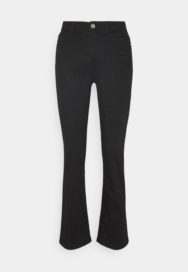 ONYKENYA LIFE MID SWEET  BJ - Jeans a zampa - black