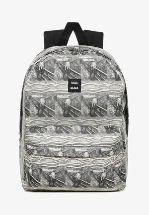 UA OLD SKOOL III BACKPACK - Rucksack - (moma) edvard munch