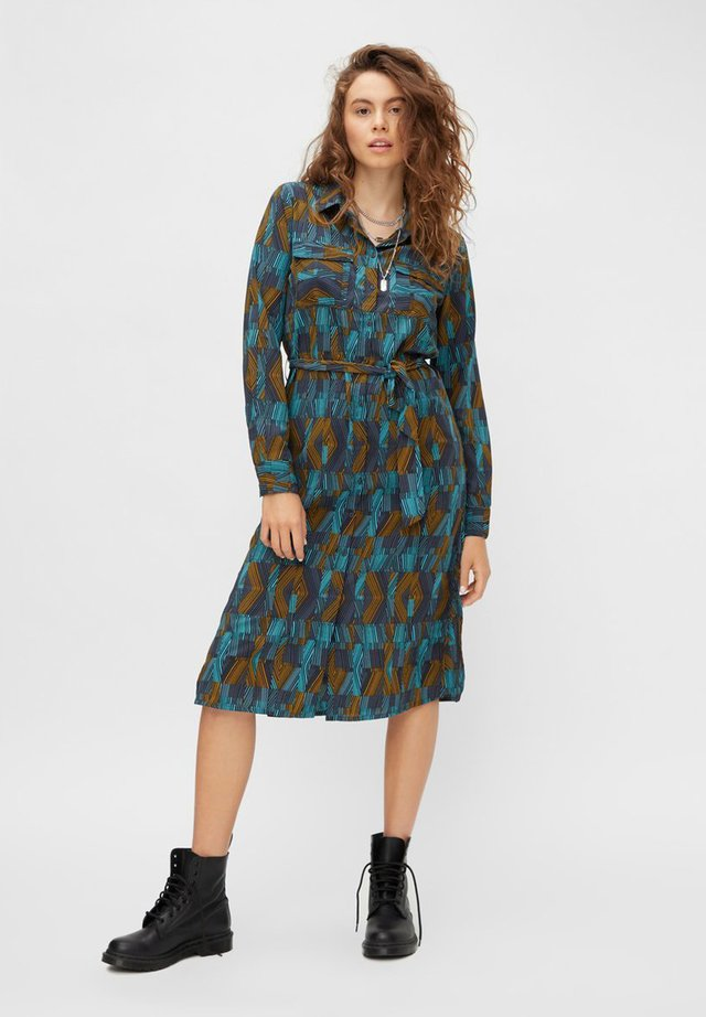 Shirt dress - black 2