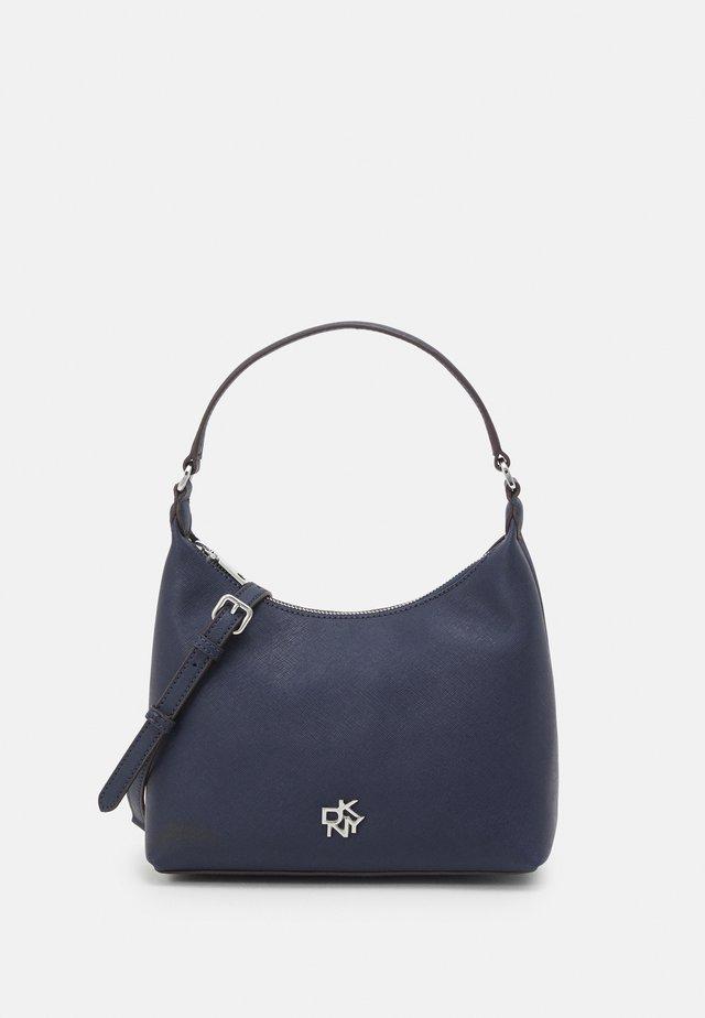 CAROL POUCHETTE - Handbag - navy