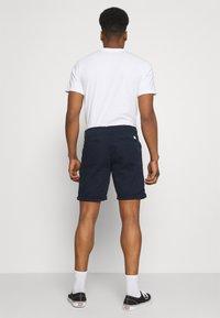 Jack & Jones - JJIDAVE 2 PACK - Shorts - navy blazer - 2