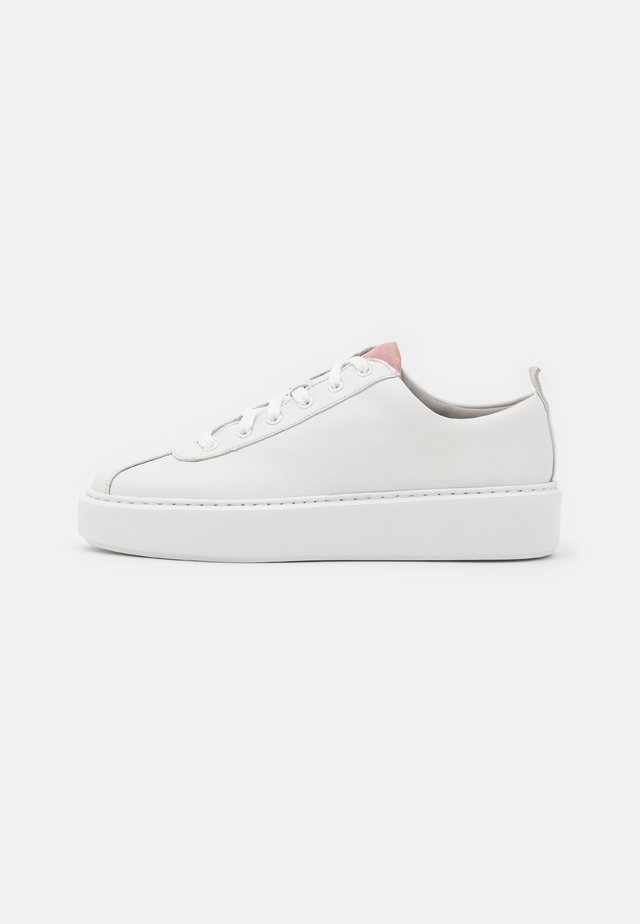 Sneaker low - white/pink