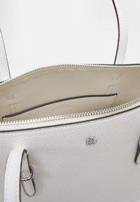 Lauren Ralph Lauren - GRAIN KEATON - Handbag - vanilla - 2