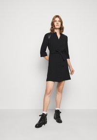 Claudie Pierlot - RIVABELLA - Day dress - noir - 1