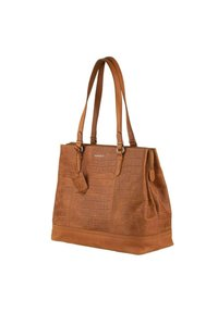 Burkely - CROCO CAIA  - Handbag - cognac - 2
