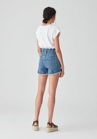 PULL&BEAR - Denim shorts - blue - 2