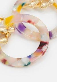 ALDO - CISWEN - Boucles d'oreilles - bright multi/gold-coloured - 2