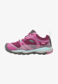 Keen - TERRADORA LOW WP - Outdoorschoenen - boysenberry/red violet - 1