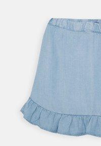 Name it - NMFBAJYTTE SKIRT - Minijupe - light blue denim - 2