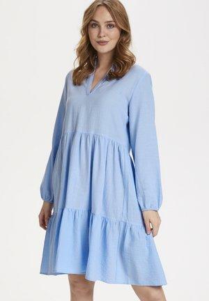 CEDASZ LS  - Day dress - cerulean