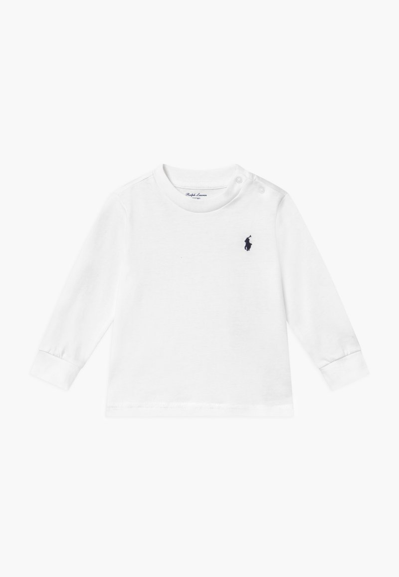 Polo Ralph Lauren - T-shirt à manches longues - white
