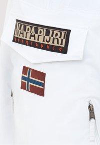 Napapijri - RAINFOREST  - Outdoorjacka - white - 4