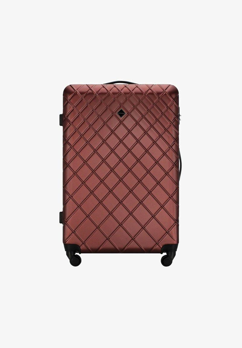 Wittchen - Wheeled suitcase - burgund