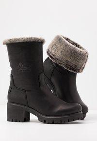 Panama Jack - PIOLA - Kotníkové boty - black - 7