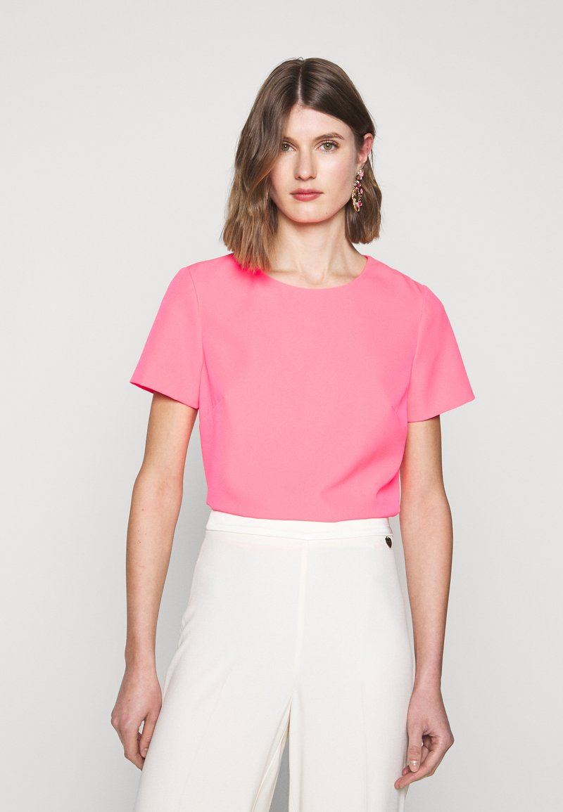 Milly - CADY ALLIE - Blouse - neon pink