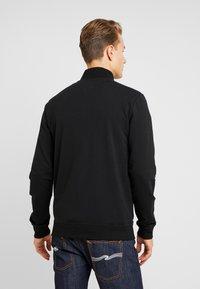 Guess - WIL TRACK SLIM FIT  - Zip-up hoodie - jet black - 2