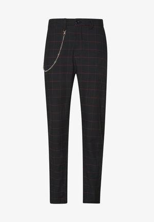 CHESTER - Pantaloni - dark grey
