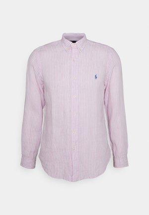 Koszula - pink/white