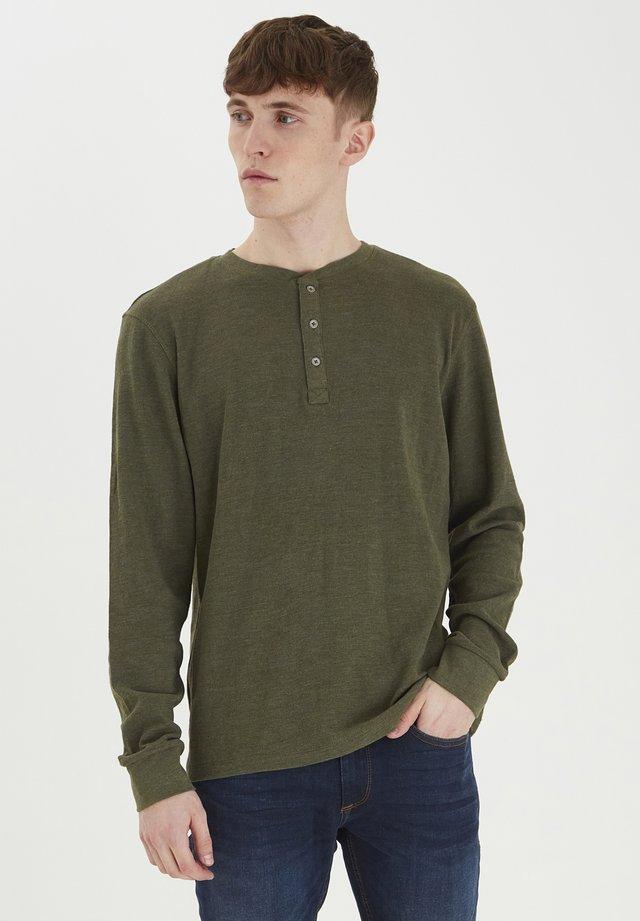 TEE - Långärmad tröja - dusty olive