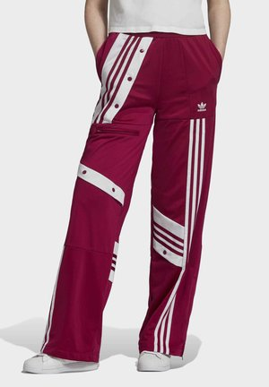 DANIËLLE CATHARI JOGGERS - Tracksuit bottoms - purple
