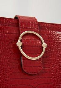 Claudie Pierlot - Across body bag - rouge - 3