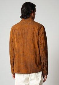 Napapijri - A-PEARL - Summer jacket - marmalade orange - 2