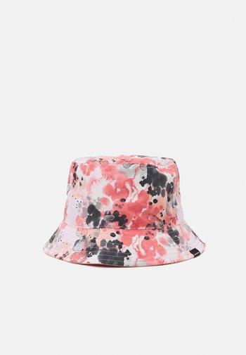 REVERSIBLE BUCKET UNISEX - Hat - pink quartz/festival watercolor
