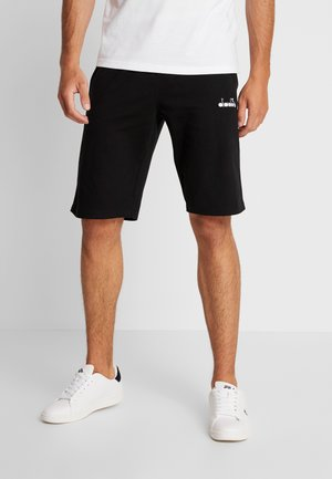 BERMUDA CORE LIGHT - kurze Sporthose - black