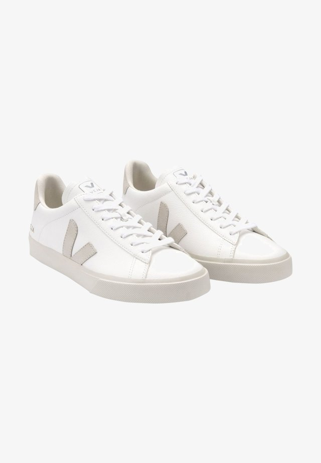 Trainers - extra-white_natural-suede