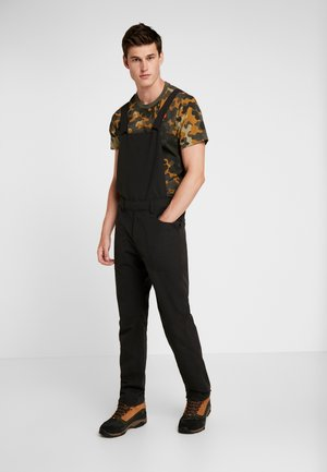 ANDERS MEN'S PANTS - Outdoor trousers - black