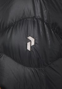 Peak Performance - HELIUM JACKET - Down jacket - black - 2