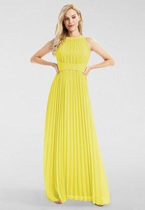 Robe de cocktail - gelb