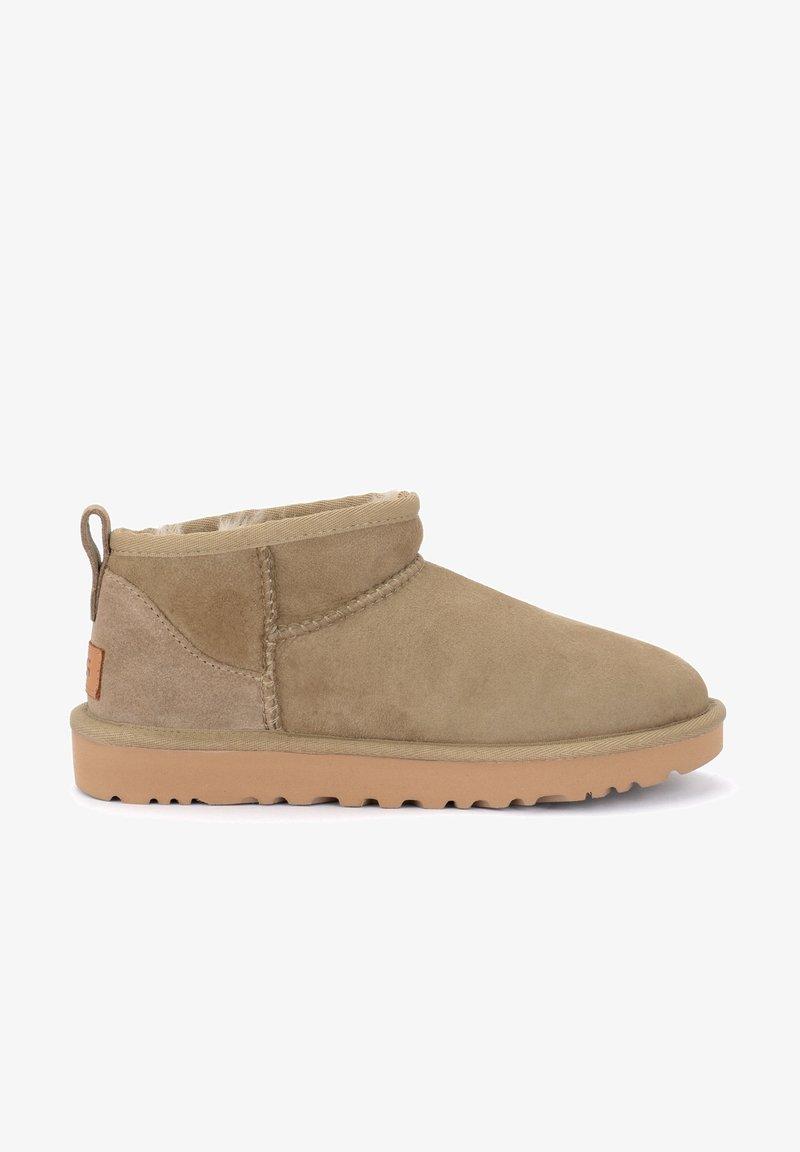 UGG - Boots à talons - marrone