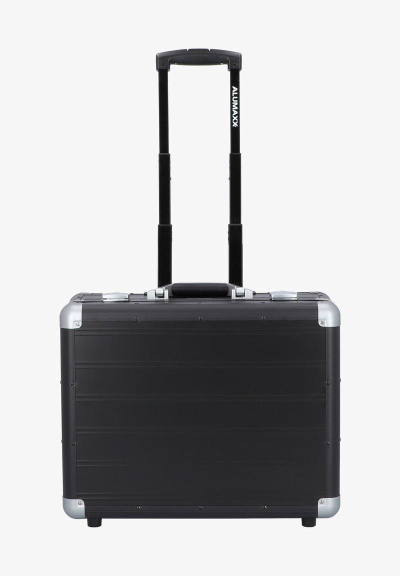 Alumaxx - Wheeled suitcase - black matt